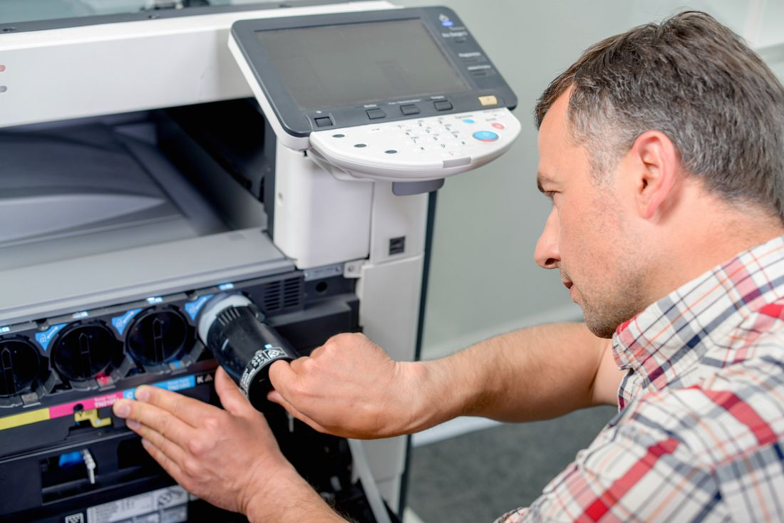 Buy Refurbished OKI Pritners Adelaide   Onsite OKI Printer